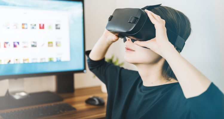 Realidad virtual como tendencia