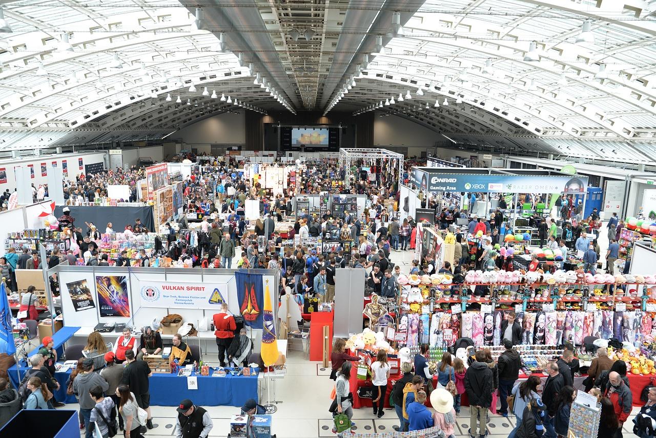 Reduce el Consumo de Papel en Ferias y Eventos