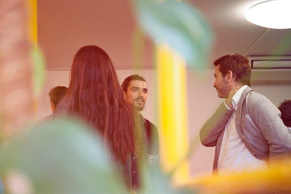 Prospección de negocios con networking